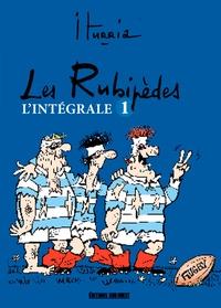 Michel Iturria - Les Rubipèdes - L'intégrale 1.