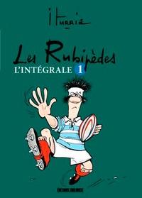 Michel Iturria - Les Rubipèdes - L'intégrale 2.