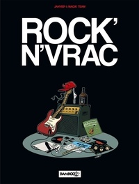 Michel Janvier - Rock'n'vrac.