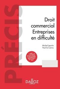 Michel Jeantin et Paul Le Cannu - Droit des entreprises en difficulté - 8e ed..