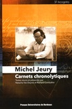 Michel Jeury - Carnets chronolytiques.