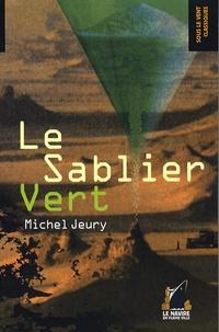 Michel Jeury - Le Sablier Vert.