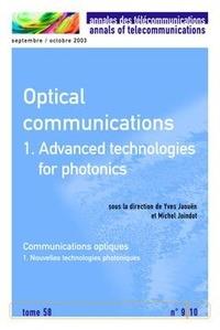 Michel Joindot - Optical communications I.