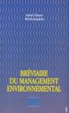 Michel Jonquières et Gabriel Ullmann - Bréviaire du management environnemental.