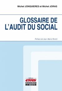 Glossaire de l'audit du social - Michel Jonquières |