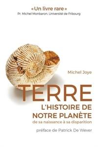 Histoiresdenlire.be Terre - L'histoire de notre planète de sa naissance à sa disparition Image