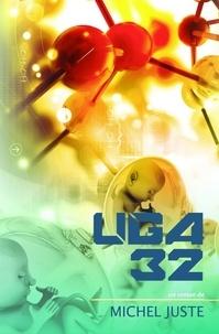Michel Juste - UGA 32.