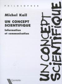 Un concept scientifique. - Information et communication.pdf
