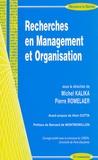 Michel Kalika et Pierre Romelaer - Recherche en Management et Organisations.