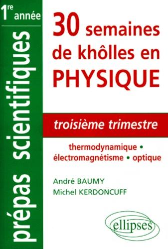 Michel Kerdoncuff et André Baumy - .