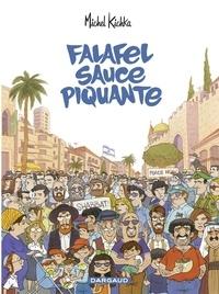 Michel Kichka - Falafel sauce piquante.