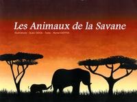 Michel Kieffer et Ikuko Ikeda - Les animaux de la savane.