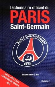 Histoiresdenlire.be Dictionnaire officiel du Paris Saint-Germain Image