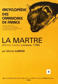 Michel Labrid - La martre.