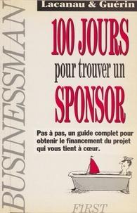 Michel Lacanau et Laurent Guérin - 100 jours pour trouver un sponsor.