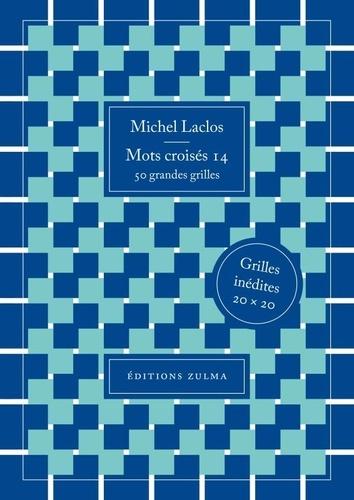 Michel Laclos - Mots croisés - 14.