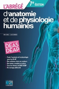Checkpointfrance.fr L'abrégé d'anatomie et de physiologie humaines Image
