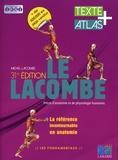Michel Lacombe - Le Lacombe - Précis d'anatomie et de physiologie humaines. Pack 2 volumes.