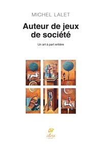 Michel Lalet - Auteur de jeux de société.