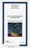 Michel Lallement et Mohamed Madoui - De la gouvernance des PME-PMI : regards croisés France-Algérie.