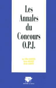 Deedr.fr Les annales du concours OPJ Image