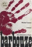 Michel Lanse - Les mémoires d'une barbouze.