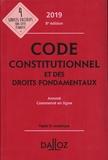 Michel Lascombe - Code constitutionnel et des droits fondamentaux annoté commenté en ligne.