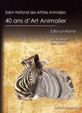 Michel Lasnier et Clyo Launay - 40 ans d'art animalier à Bry-sur-Marne - Salon national des artistes animaliers.
