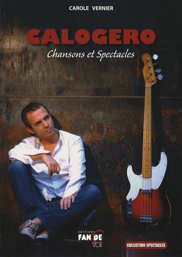 Michel Laval - Calogero - Chansons et Spectacles.