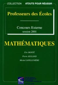 Michel Lavillunière et Eric Bonté - .