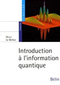 Deedr.fr Introduction à l'information quantique Image
