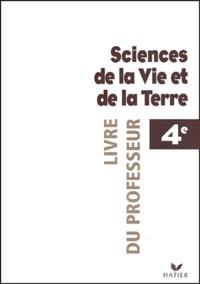 Alixetmika.fr Sciences de la Vie et de la Terre 4 ème. Livre du professeur Image