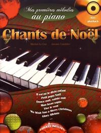 Michel Le Coz et Jorane Cambier - Chants de Noël. 1 CD audio