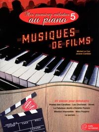 Michel Le Coz et Jorane Cambier - Musiques de films.