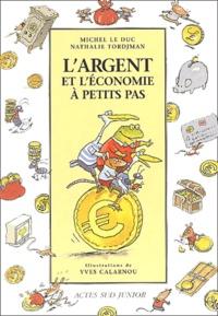 Alixetmika.fr L'argent et l'économie à petits pas Image