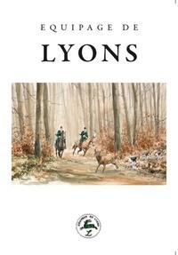 Michel Le Page - Equipage de Lyons - 25e saison de chasse, 2016-2017.