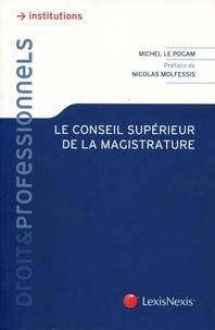 Le conseil supérieur de la magistrature.pdf