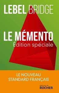 Michel Lebel - Le Memento Édition spéciale.