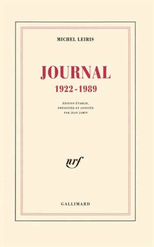 Michel Leiris - Journal (1922-1989).
