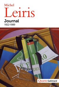 Michel Leiris - Journal (1922-1989).