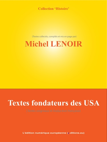 Textes fondateurs des USA