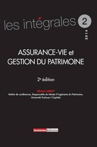 Michel Leroy - Assurance-vie et gestion du patrimoine 2014.