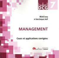 Michel Leroy et Jean-Jacques Jault - Management DCG 7.