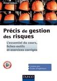 Michel Lesbats - Précis de gestion des risques - L'essentiel du cours, fiches-outils et exercices corrigés.