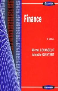 FINANCE. 3ème édition - Michel Levasseur |