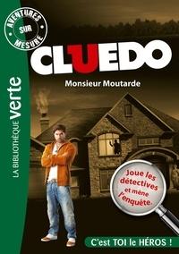Michel Leydier - Aventures sur mesure - Cluedo Tome 1 : Monsieur Moutarde.