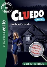 Michel Leydier - Aventures sur mesure - Cluedo Tome 4 : Madame Pervenche.
