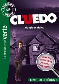 Michel Leydier - Aventures sur mesure - Cluedo Tome 5 : Monsieur Violet.