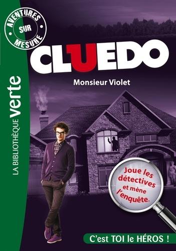 Aventures sur mesure - Cluedo Tome 5 Monsieur Violet