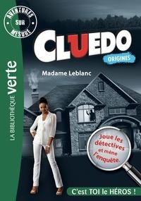 Michel Leydier - Aventures sur mesure - Cluedo Tome 6 : Madame Leblanc.